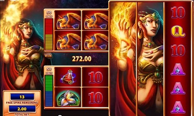 Fire-Queen-Slot-Game